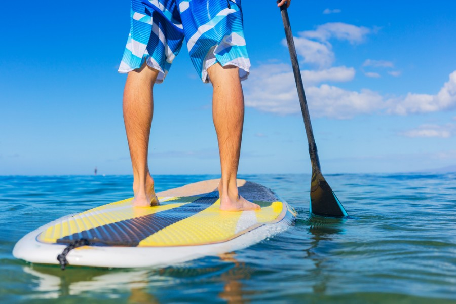 Paddle board : une alternative au surf ?